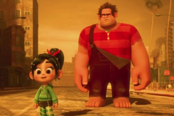 Watch: 'Wreck-It Ralph 2' trailer: Ralph enters the Dark ...