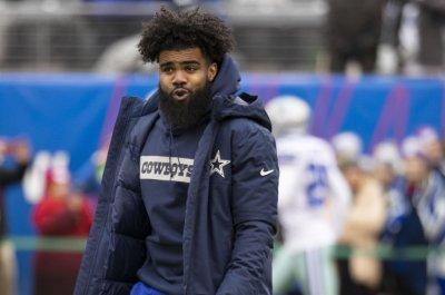 Security guard wants 'sincere' apology from Cowboys RB Ezekiel Elliott