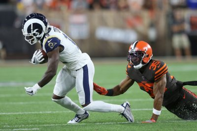 Los Angeles Rams WR Brandin Cooks cleared to return from concussion