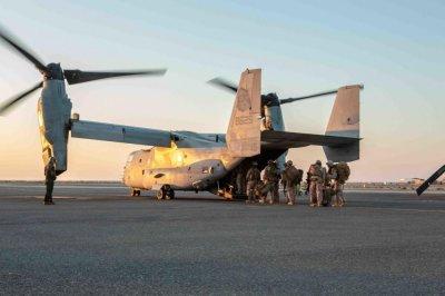 US, UAE engage in weeklong training exercise