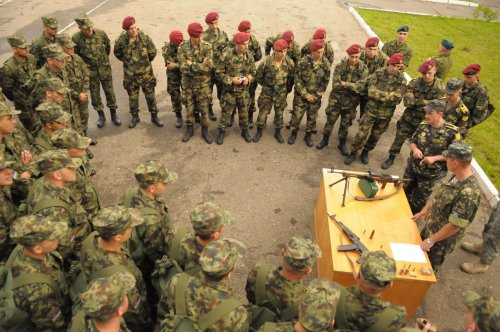 Ukraine-led Rapid Trident to increase U.S., NATO interoperability