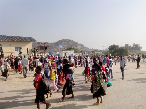 U.N., ICRC working overtime in South Sudan