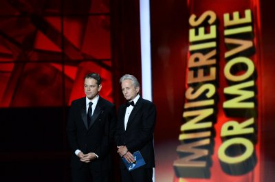 'Candelabra' wins Best Miniseries Emmy, Best Actor for Michael Douglas