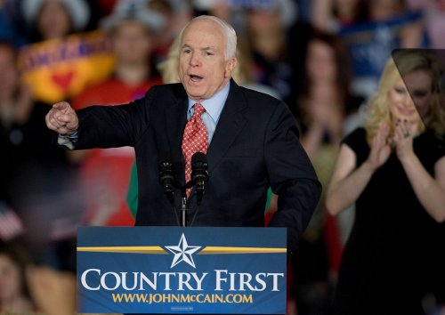 Undecided voters unlikely much McCain help