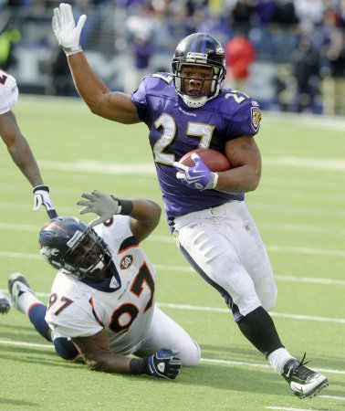 NFL: Baltimore 30, Denver 7