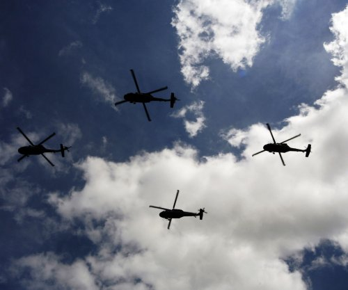 Two Marines killed in helicopter training exercise