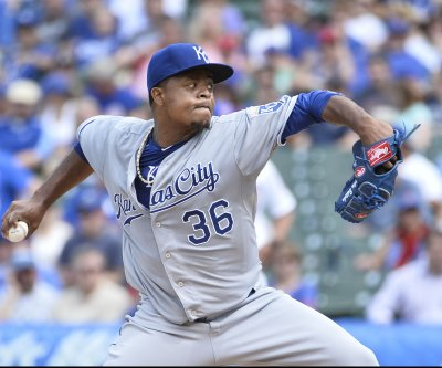 Kansas City Royals' Edinson Volquez knows tough match-up awaits in Houston
