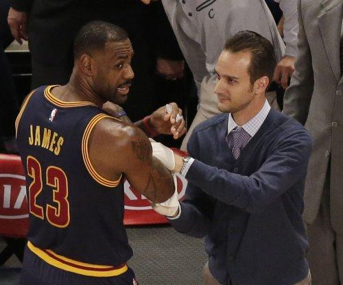 LeBron James bristles at 'coach killer' commentary