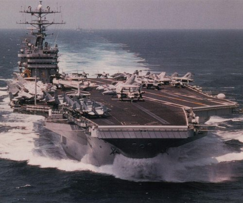 Preparations continue for overhaul of USS George Washington