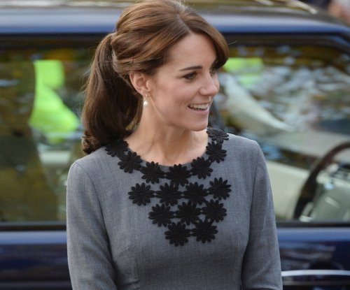 Kate Middleton looks gorgeous on the cover of British Vogue