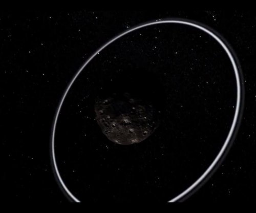 Researchers explain how minor planets got their rings