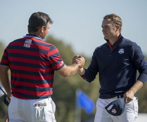 2016 Ryder Cup, Day 2 recap: Patrick Reed leads U.S. team to three-point lead