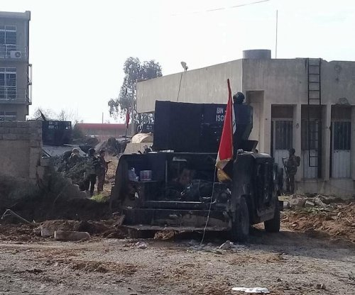 Iraqi forces capture Mosul University buildings