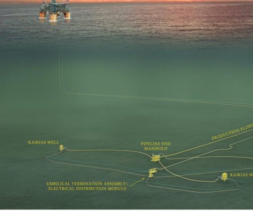 Development progressing for new Gulf of Mexico field