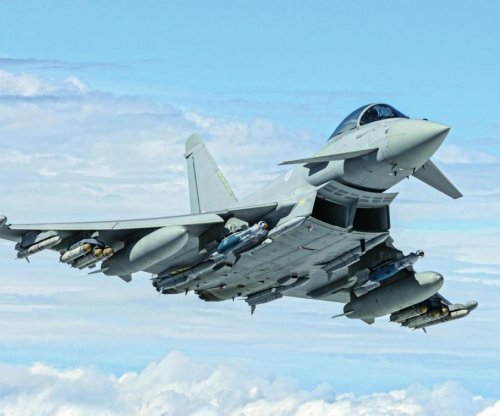 Oman receives first Eurofighter Typhoon