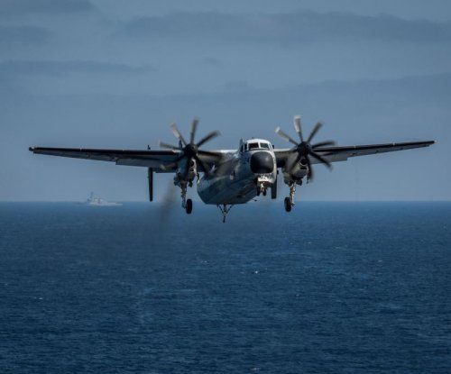 Navy ends search for three sailors lost in C-2A crash