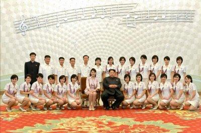 North Korea's Moranbong Band to tour China, report says