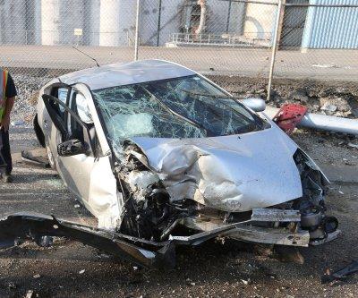 U.S. Motor vehicle deaths down in 2019, figures show