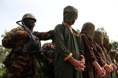 Islamic State militants escape, clash with police at Syria prison