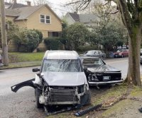 Portland police arrest driver who struck 6 people