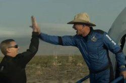 UPI News Quiz: Blue Origin, 2032 Olympics, Luke Prokop