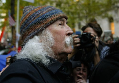 David Crosby to release album in January