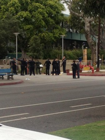 Santa Monica College shooting leaves six victims, shooter dead [UPDATED]