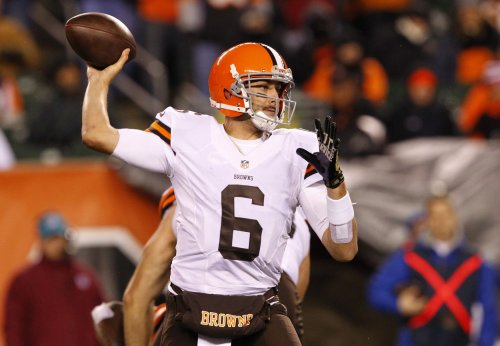 Brady Backup Bowl: Hoyer's Browns host Mallett's Texans