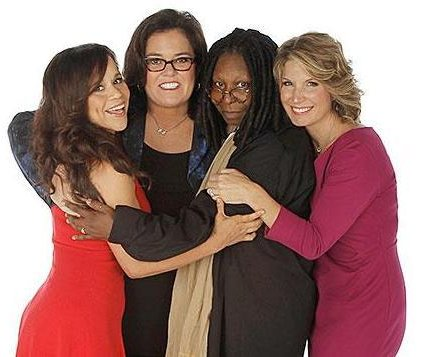 Rosie O'Donnell says stress is the main reason for her 'View' departure