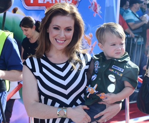 Airport confiscates Alyssa Milano's breast milk, actress lashes out on Twitter