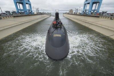New submarine completes initial sea trials