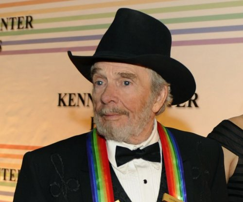 Country star Merle Haggard dies on 79th birthday