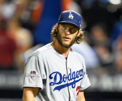 Los Angeles Dodgers' Clayton Kershaw getting tests done on balky back