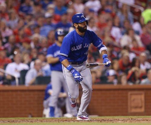 Jose Bautista blast keeps Toronto Blue Jays rolling, Texas Rangers reeling