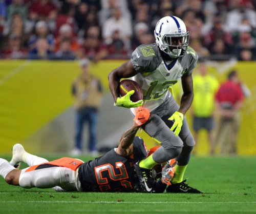 2018 Pro Bowl: Indianapolis Colts receiver T.Y. Hilton to replace Cincinnati Bengals' A.J. Green