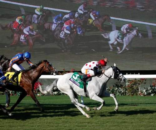 UPI Horse Racing Weekend Preview: Breeders' Cup spots on the line