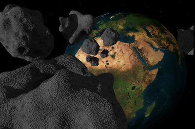 Barrage of meteorites forged Earth's oldest rocks