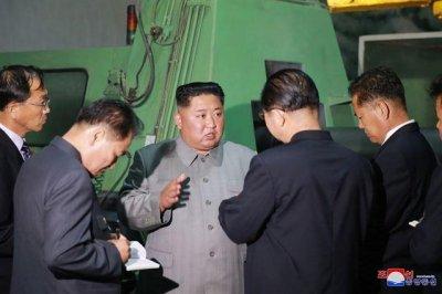 Kim Jong Un 'not in good mood' after field guidance visit