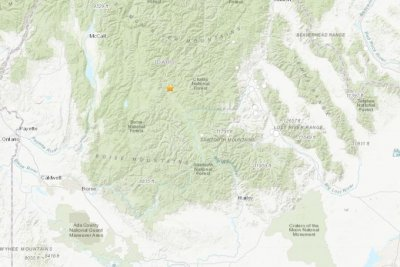 Magnitude-6.5 earthquake shakes Idaho; no reports of damage