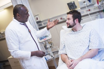 Virtual reality, hypnosis may ease pain for IV insertion, stitches