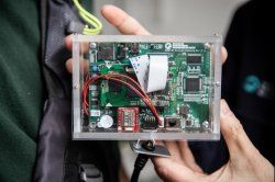 Study: Wearable camera reduces collision risk in blind, visually impaired