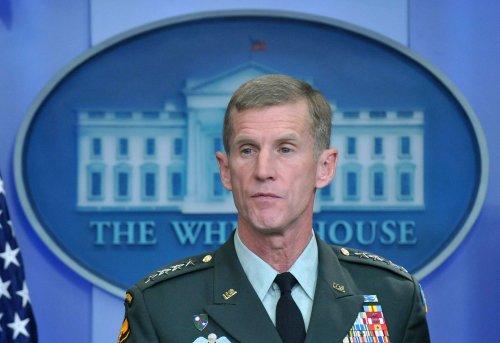 McChrystal takes responsibility in memoir