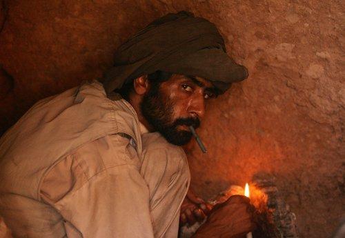 U.S.-Russia force raids Afghan drug labs