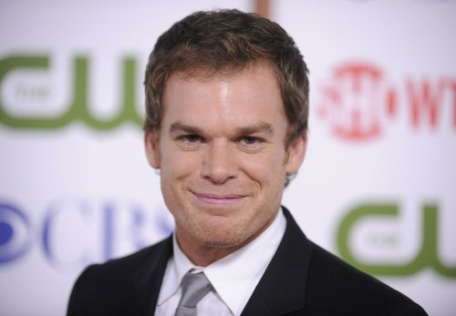 Michael C. Hall says 'I plead the fifth' when asked about a 'Dexter' spinoff