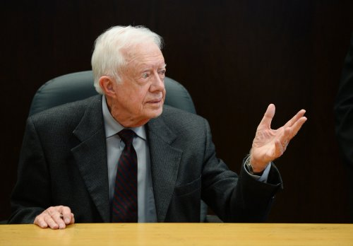 Carter critical of Obama's foreign policy in Middle East