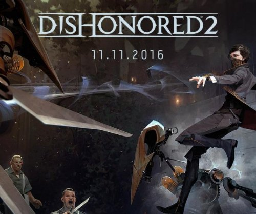 'Dishonored 2' release date revealed