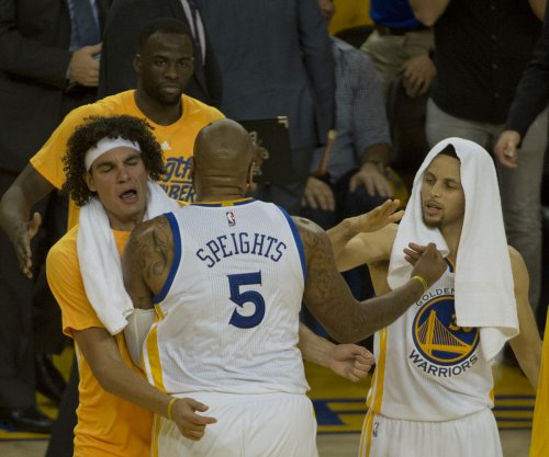 Golden State Warriors F/C Anderson Varejao out of Olympics with back injury
