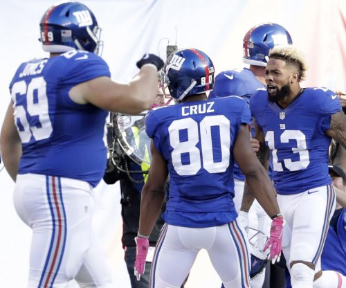 New York Giants midseason report card: B-minus