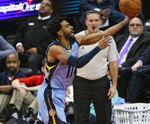 Memphis Grizzlies hold off New York Knicks