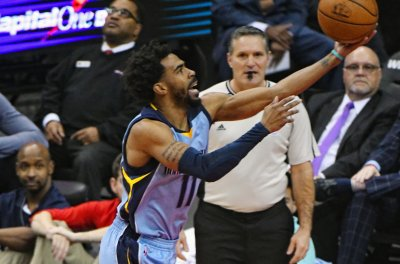 Memphis Grizzlies hold off New York Knicks